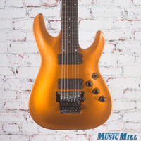 Schecter C-7 FR Electric Guitar Lambo Orange