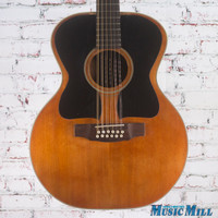 1970s Guild F212 12-String Acoustic Guitar Natural