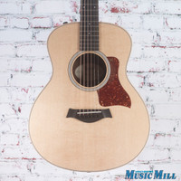 Taylor GS Mini‑e Walnut Spruce Acoustic Electric Guitar Natural