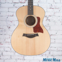2014 Taylor 114e Acoustic Electric Guitar Natural