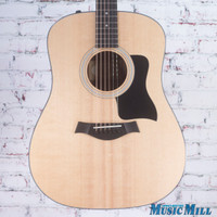 2015 Taylor 110e Dreadnought Acoustic Electric Guitar Natural
