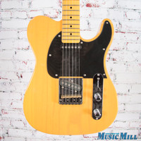 G&L Tribute ASAT Classic Electric Guitar Butterscotch Blonde