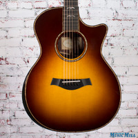 Taylor 914ce-SB Grand Auditorium Acoustic Electric Guitar Tobacco Sunburst