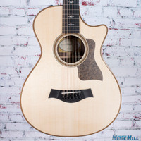Taylor 752ce-LTD 12-Fret 12-String Grand Concert Acoustic Electric Guitar