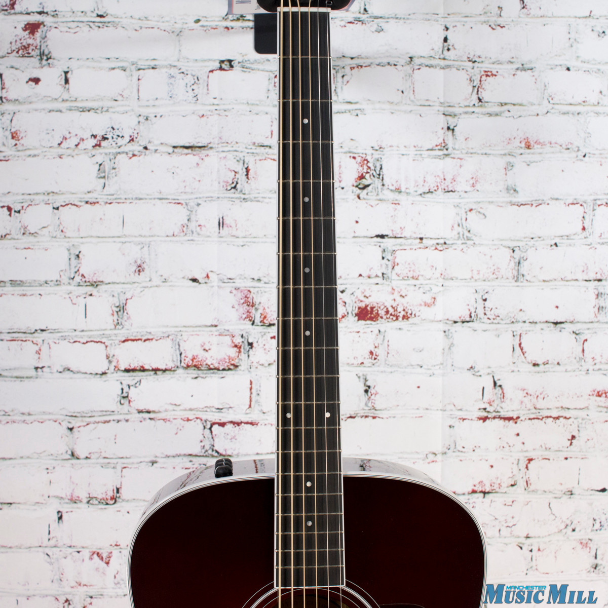 Taylor 410e Baritone-6 LTD Dreadnought Acoustic Electric Guitar Tobacco Sunburst