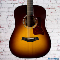 Taylor 410e Baritone-6 LTD Dreadnought Acoustic Electric Guitar Tobacco Sunburst