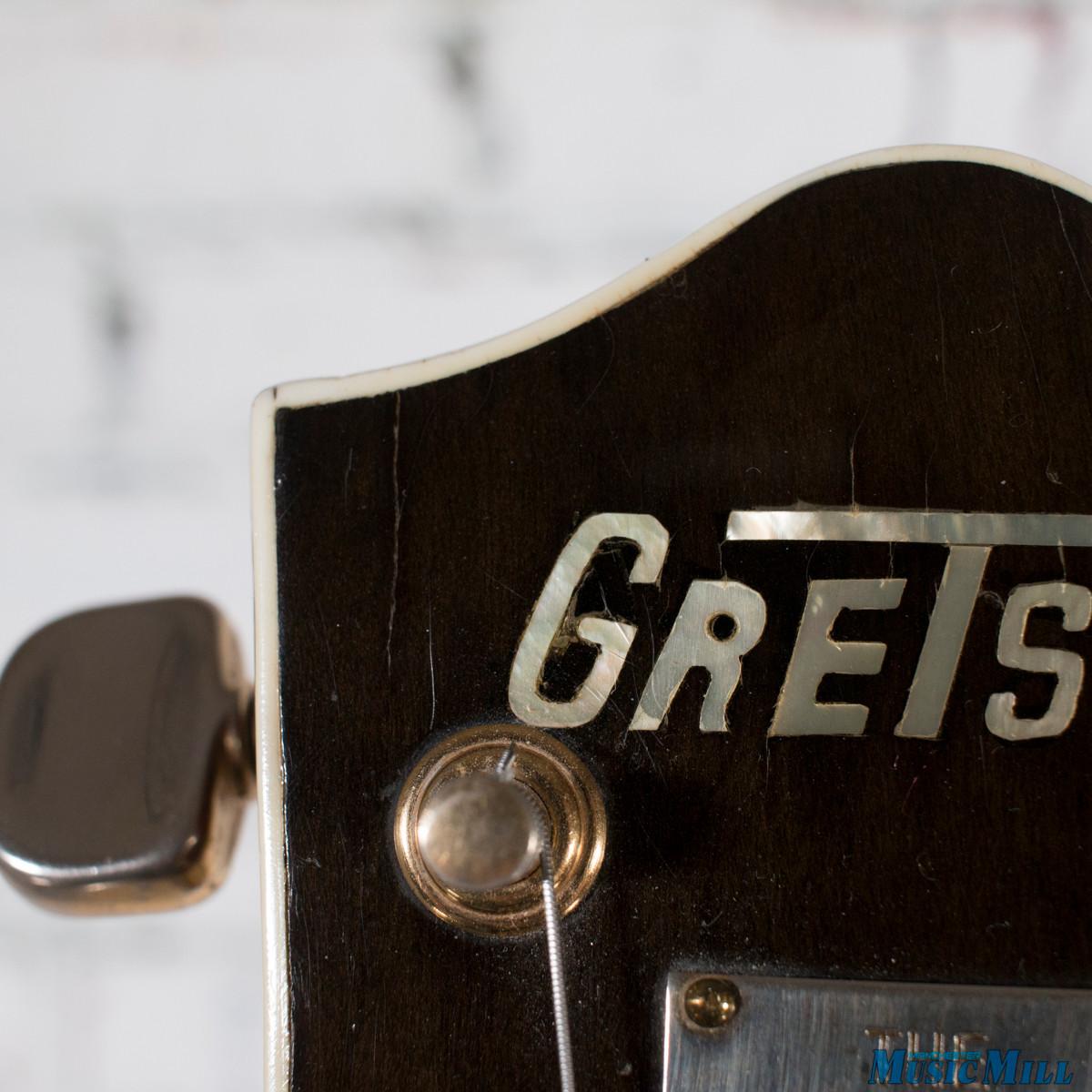 1967 Gretsch G6122 Chet Atkins Country Gentleman Semi-Hollow Electric Guitar Walnut