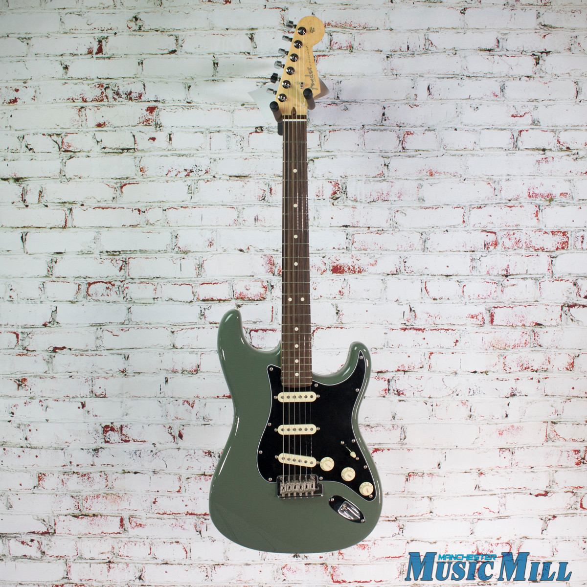 Fender American Professional Stratocaster Antique Olive RW