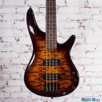 Ibanez SR400EQM Bass Guitar Dragon Eye Burst