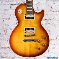2015 Gibson Les Paul Studio Deluxe III Electric Guitar Honey Burst