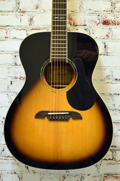 B-Stock Alvarez AF60SB Folk Acoustic Guitar Sunburst