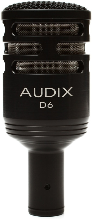 Audix D6 Kick Drum Microphone