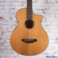 Breedlove Solo Bass Acoustic Electric Bass Natural