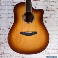 New Breedlove Studio Dreadnought Acoustic Electric Guitar Sunburst