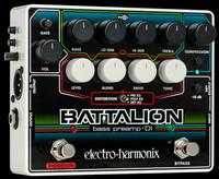 Electro-Harmonix Battalion Bass Preamp & DI Pedal
