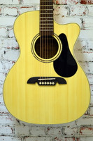 B-Stock Alvarez RF26CE Folk Acoustic Electric Guitar