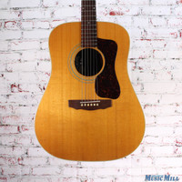 1979 Guild D-40 Dreadnought Acoustic Guitar Natural