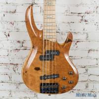 ESP LTD RB1005 BM 5 String Bass Guitar Honey Natural new