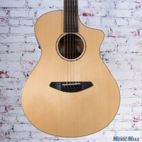 New Breedlove Studio 12 String Acoustic Electric Guitar Natural