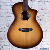 B-Stock Breedlove Discovery Concert CESB Acoustic Electric Guitar Sunburst