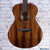 New Breedlove Discovery Concert MH Acoustic Electric Guitar Natural