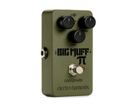 Electro Harmonix Green Russian Big Muff Pi Fuzz Pedal