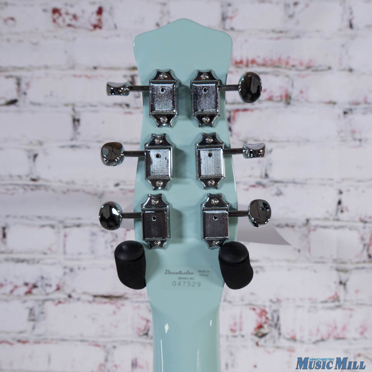 Danelectro '59 Modified NOS+ Electric Guitar Seafoam Green
