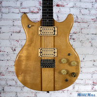 MIJ Vantage VS650 Electric Guitar Natural