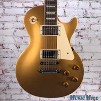 2016 Gibson Les Paul Standard Electric Guitar Goldtop