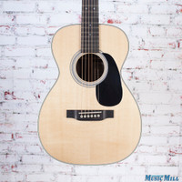 Martin Custom Shop 028 Acoustic Guitar Natural Wild Grain Rosewood Thin Finish