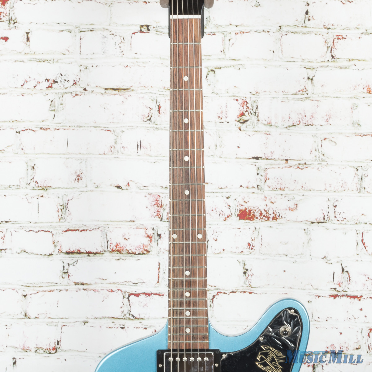 2017 Gibson Firebird Studio T Electric Guitar Pelham Blue