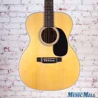Martin Custom Shop 000-28 Acoustic Guitar Natural Wild Grain Rosewood Thin Finish