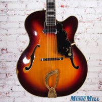 Vintage 1964 Guild Artist Award Archtop Hollow-Body Electric Guitar Sunburst
