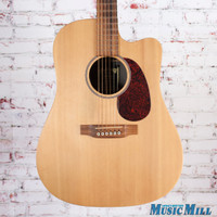 2008 Martin DCX1KE Acoustic Electric Guitar Natural