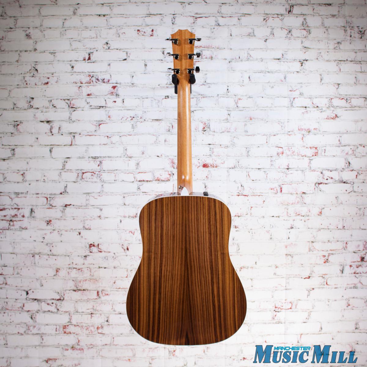 2017 Taylor 210e DLX Dreadnought Acoustic Electric Guitar