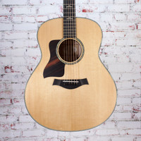 2015 Taylor 618e Grand Orchestra Left Handed Acoustic Electric Guitar Natural