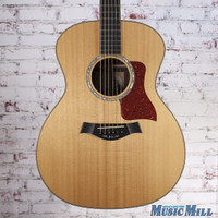 2013 Taylor GA Custom Cocobolo Grand Auditorium Acoustic Electric Guitar Natural