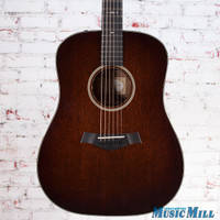 2016 Taylor 520e Dreadnought Acoustic Electric Guitar Shaded Edgeburst