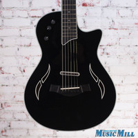 2017 Taylor T5Z Standard Hybrid Acoustic Electric Guitar Black