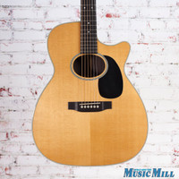 1994 Martin MC-28 Oval Soundhole Acoustic Electric Guitar Natural