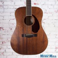 Fender Paramount PM-1 Dreadnought Acoustic Guitar Mahogany