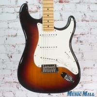2010 Fender American Standard Electric Guitar Sunburst
