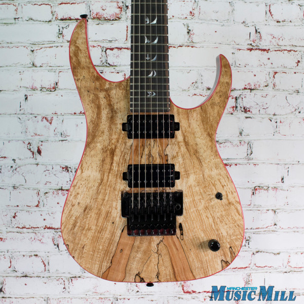 Strictly 7 Cobra Ultra 7-String Electric Guitar Natural