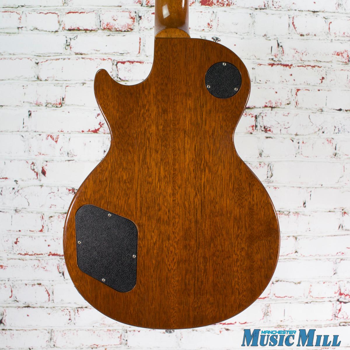 2016 Gibson Les Paul Traditional Electric Guitar Lemon Burst