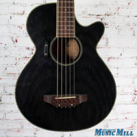 Rogue AB305 Acoustic Electric Bass Black
