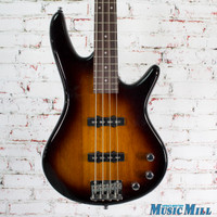 Ibanez GIO GSR180 Electric Bass Brown Sunburst