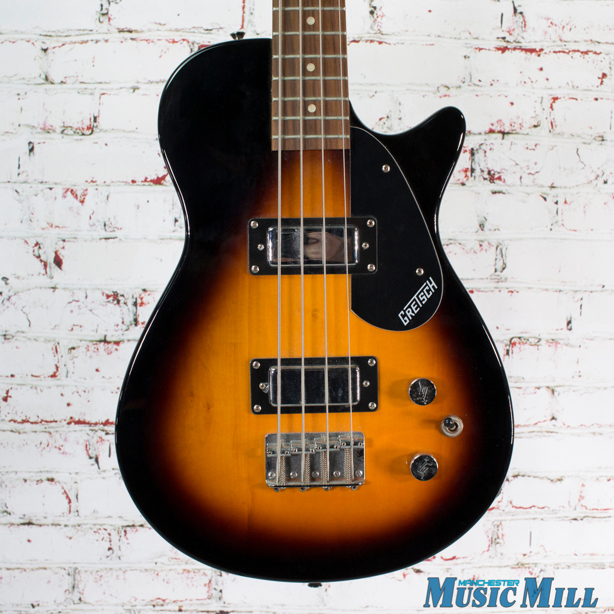 Gretsch G2224 Junior Jet II Electric Bass Tobacco Sunburst