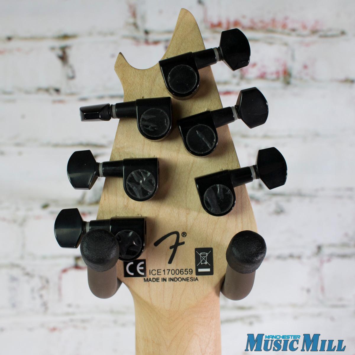 EVH Wolfgang WG Standard Electric Guitar Snow White