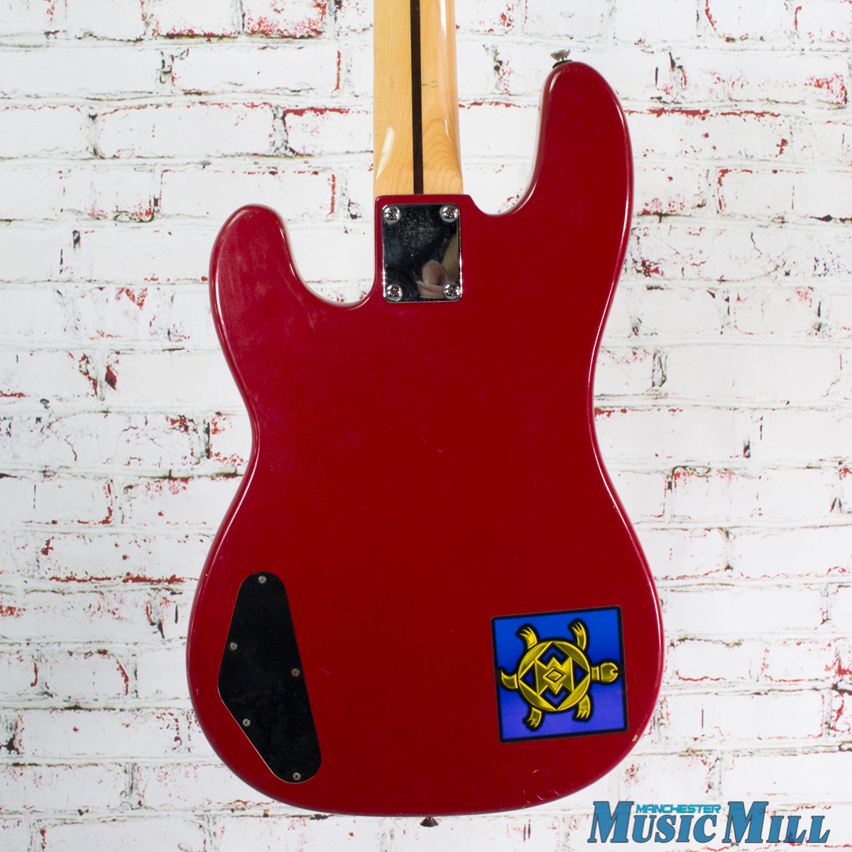 Squier II Precision Bass 4-String Electric Bass Red