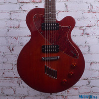 Yamaha AES800 Electric Guitar Red